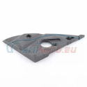 Genuine BMW Seal, outer right mirror triangle (51337153796)