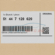 Genuine BMW Cover f ultrasonic burglar alarm (51447120629)