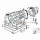 Genuine BMW Profile-gasket (24111217082)