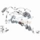 Genuine BMW Brake-pad sensor, rear (34356791961)
