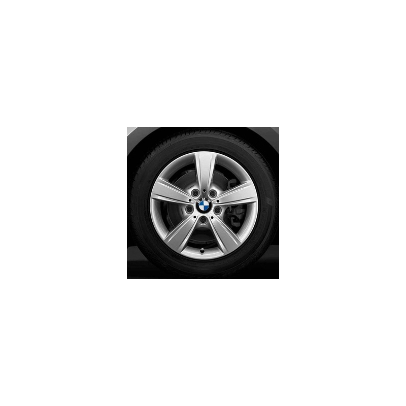 Genuine BMW RDCi Wheel/Tyre set Summer light alloy (36112287848)