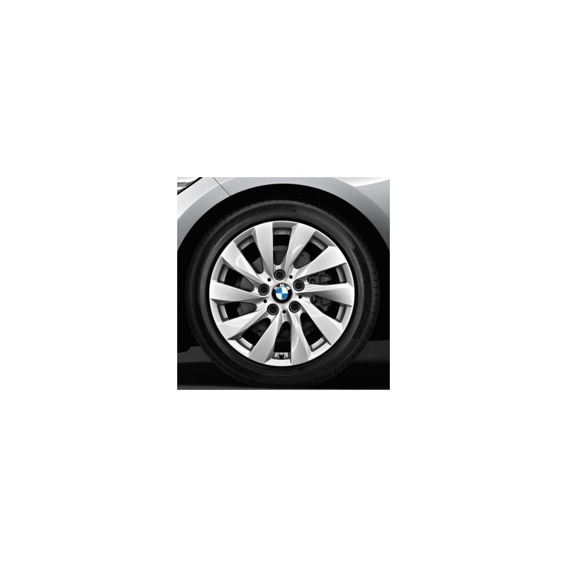 Genuine BMW RDCi Wheel/Tyre set Summer light alloy (36112287851)
