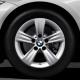 Genuine BMW RDCi Wheel/Tyre set Summer light alloy (36112287884)