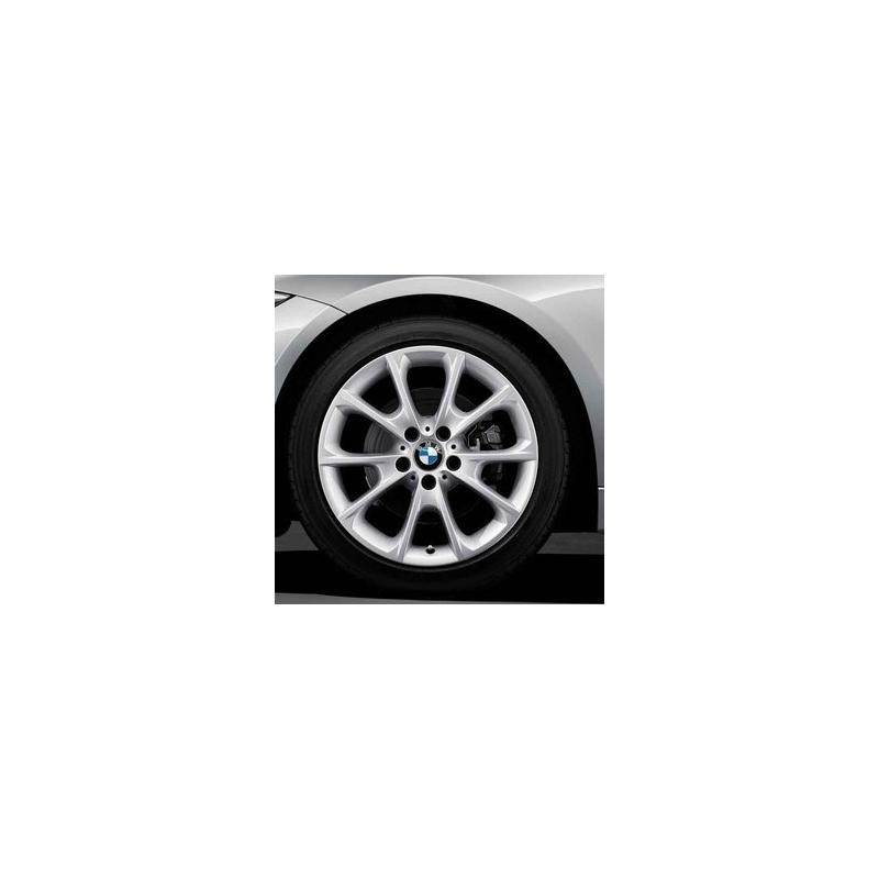 Genuine BMW RDCi Wheel/Tyre set Summer light alloy (36112287887)