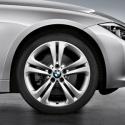 Genuine BMW RDCi Wheel/Tyre set Summer light alloy (36112287890)