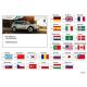 Genuine BMW Quick Reference Handbook F25 with iDrive (01402909595)