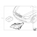 Genuine BMW Retrofit kit adaptive headlights (63130398578)