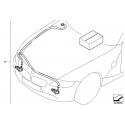 Genuine BMW Retrofit kit, headlight cleaning system (61670149016)