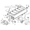 Genuine BMW Intake manifold with flap control (11617789329)