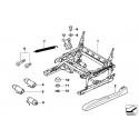 Genuine BMW Electrical seat mechanism, right (52107111870)