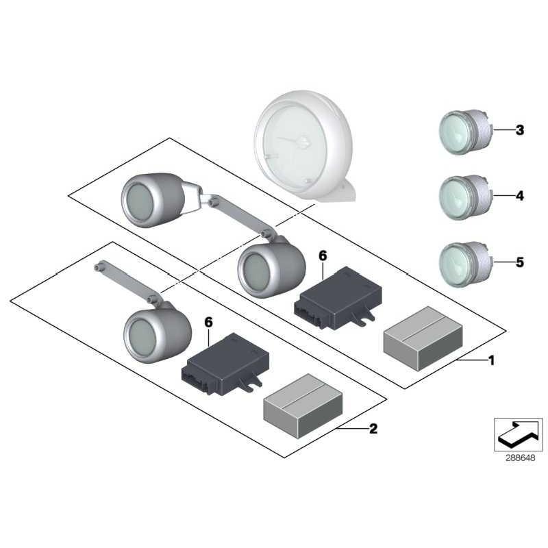 Genuine Mini Interface (62112183410)