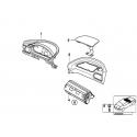 Genuine BMW AIRBAG DASHBOARD LID (51458401074)
