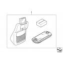 Genuine BMW Retrofit kit, rear entertainment PSP (65122154379)